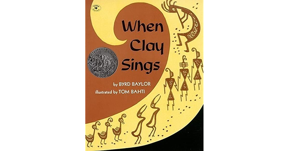 When Clay Sings Book Cover