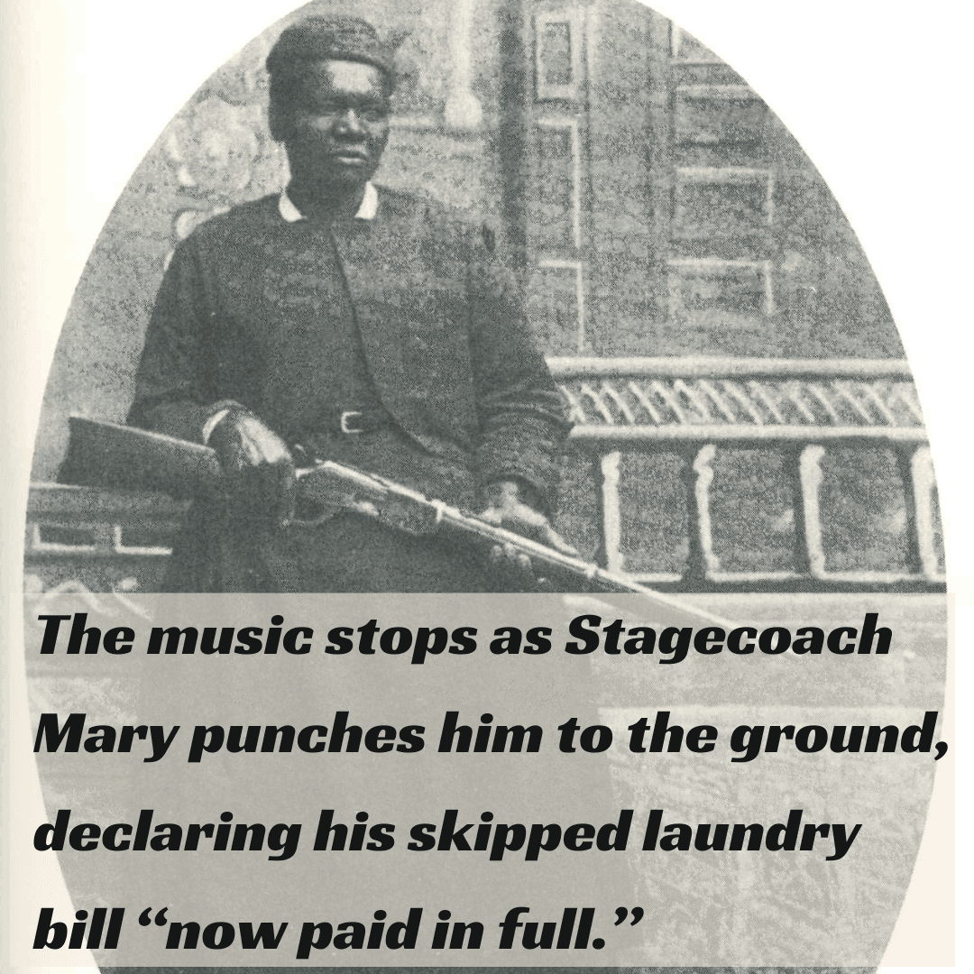 Stagecoach Mary Graphic 1